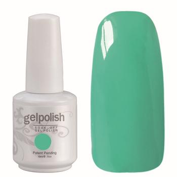 Настроены косметический IDO Gelpolish 1555 ногтей мед девушка гелевых ногтей