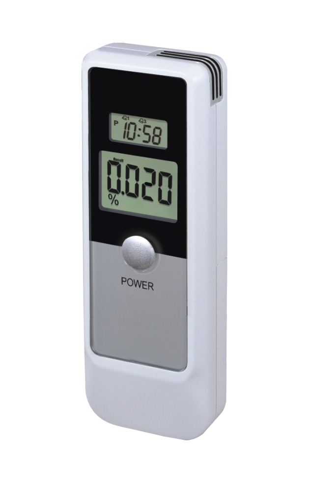 Portable personal tester Alcohol Tester mini breathalyzer(China (Mainland))
