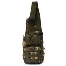 Hot Sale Breathable Mesh Durable Nylon Adjustable Outdoor Sport Camping Hiking Shoulder Bag Military Tactical Travel Backpack(China (Mainland))