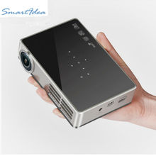Buy big screen Wold Cup! BluRay 3D Android4.4 wifi bluetooth4.0 DLP LED projector 3000lumens convert 2D 3D portable Projector for $365.00 in AliExpress store