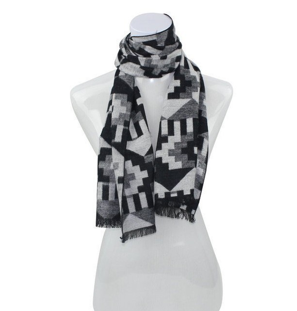 2013 New England fashion wild Scarves for business men upscale  scarves JMS002