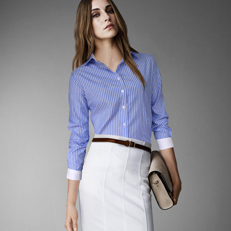 Buy vfemage women 39 s eleagnt turn down for Where to buy womens button up shirts