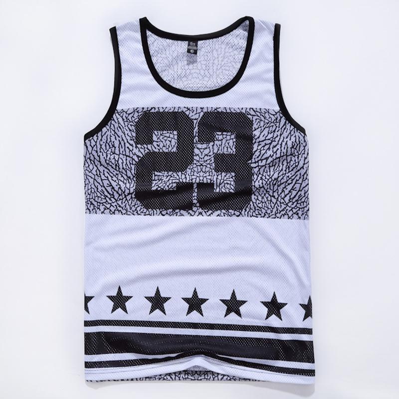 NO.23 Leisure Basketball Vest Breathable Vest Jersey Basketball Jersey Jerseys(China (Mainland))