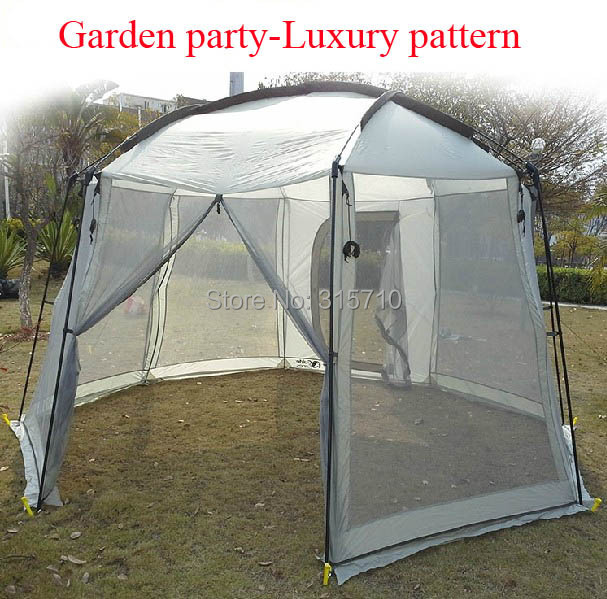 Octagonal pergola/Luxury garden arbor/Camping party tent/Sun-shading summer mosquito tent original export to Canada<br><br>Aliexpress