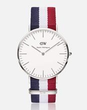 Marca de lujo de estilo Daniel Wellington relojes rose DW mujeres del reloj hombres de Nylon correa de pulsera de cuarzo militar reloj hombre 40 mm