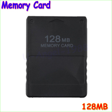 Wholesale 1pcs 128MB Memory Card Save Game Data Stick Module For Sony for PS2 for PS