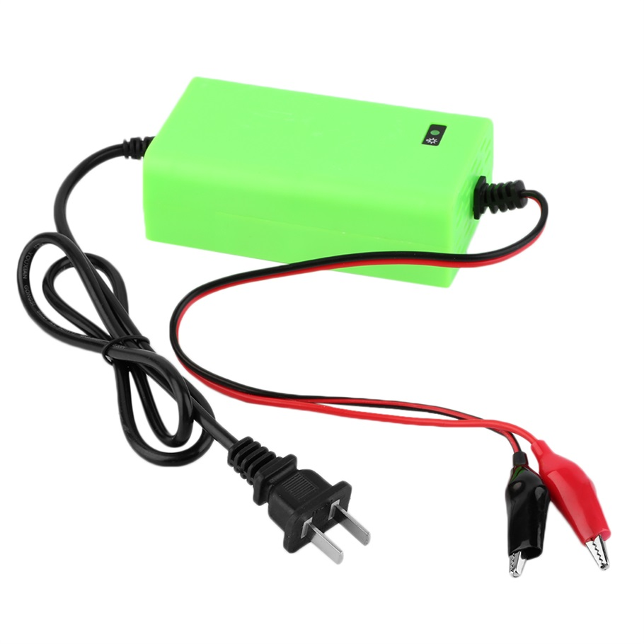 High Quality US Plug Power Adapter Portable Auto Smart Battery Power Supply Lead Acid Car Motorcycle