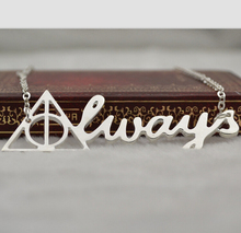 577 Euro American Movie Jewlery Harry Potter The Deathly Hallows Pendant Necklace Vintage Triangel Neckalce