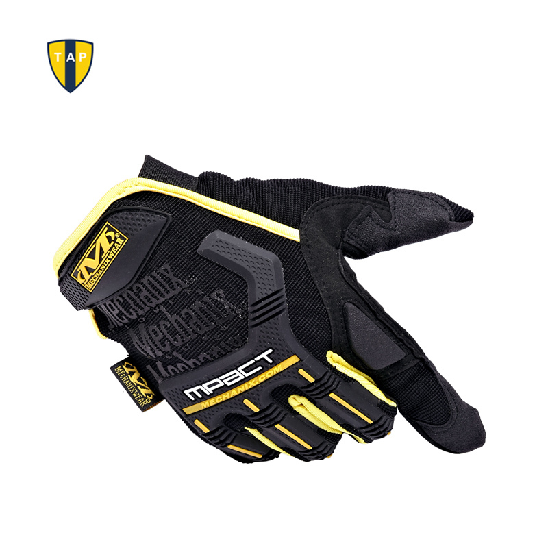 Гаджет  Mechanix Wear M-Pact motorcycle gloves men gym tactical fitness cycling paintball outdoor airsoft sport workout wearproof luvas None Автомобили и Мотоциклы