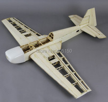 40-50c Nitro RC Plane Unassmbled Balsa Kit without Cover(Hong Kong)