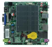 Новый Дизайн ITX материнская плата Серии 12*12 СМ Промышленность Плата для NANO-ITX J1900