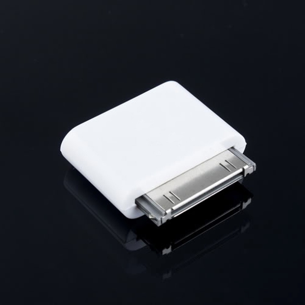 For Apple for iPhone 4 4S for iPod for iPad 2 3 Adapter Micro 5pin female to Dock male YKS