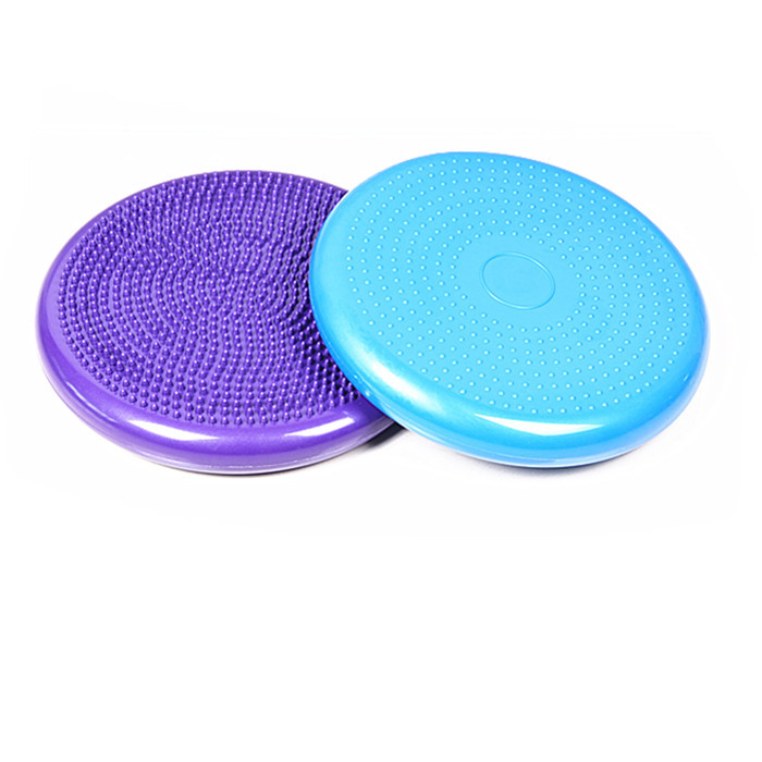 yoga mat inflatable massage cushion movement fitness balancing exercises pad for wholesale and freeshipping kylin sport(China (Mainland))