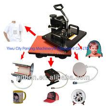 Combo heat press machine PJ-C007
