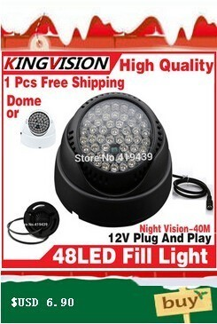 2016New Probe Infrared Night Vision 20m ahdl Camera 1/3 CMOS 1200TVL 18led HD CCTV Security Surveillance Color Video 3.7mm Lens
