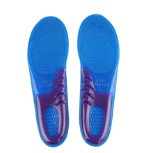 Essential Man SIZE Sports Massaging Silicone Gel Insoles Arch Support Orthopedic Plantar Fasciitis Running Insole For shoes 623(China (Mainland))