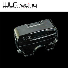 WLR STORE-NEW racing clear pulley cover/timing belt cover/cam gear cover for TOYOTA SUPRA 1JZ WLR6336(China (Mainland))