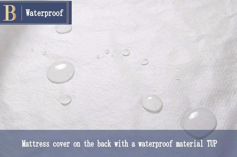 waterproof material Mattress cover