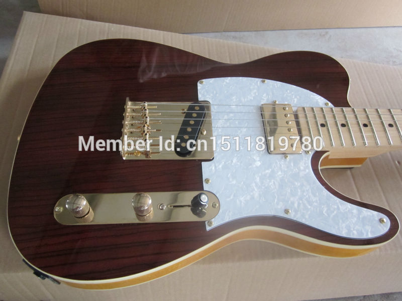 Free shipping Wholesale new fen te custom electric guitar/ rosewood top/guitar in china(China (Mainland))