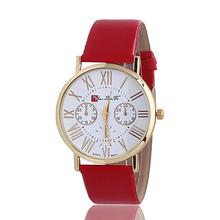 Fashion relojes mujer 2015 Slim Business Quartz Watch Women watches luxury brand wristwatch Roman relogio feminino