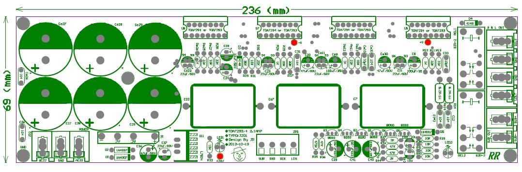 tda 2 1 1 2 Hola muy buenas a todos, tengo en casa un par de estos circuitos, de los cuales me gustaria poder construir un equipo 21 con sus respectivos previos, pero.