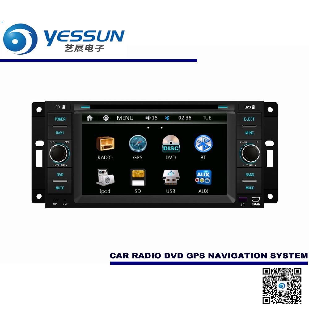 For Chrysler Voyager / Sebring 2007~2013 Car DVD Player GPS Navigation Audio Video Multimedia System(China (Mainland))