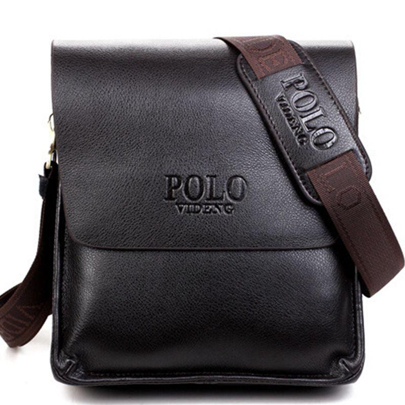 Fashion New Arrived genuine leather men bag fashion men messenger bag cross-body bussiness shoulder bag free shipping LD3(China (Mainland))