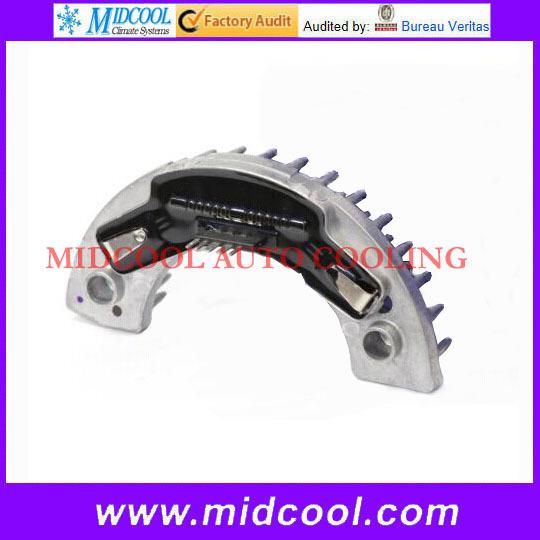 Brand New Heater Blower Resistor Fan for Citroen Peugeot 206 307 OEM 6451ZX 5617401 9140010283(China (Mainland))