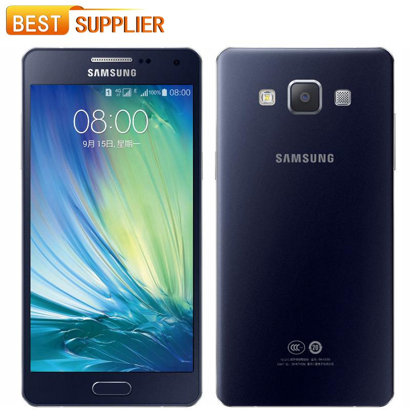 2016 Hot Sale Smartphone Original Samsung Galaxy A5 A5000 A500F Quad-Core 5.0 Inch 2GB ROM 16GB ROM 4G 13.0MP Camera Cell Phone(China (Mainland))
