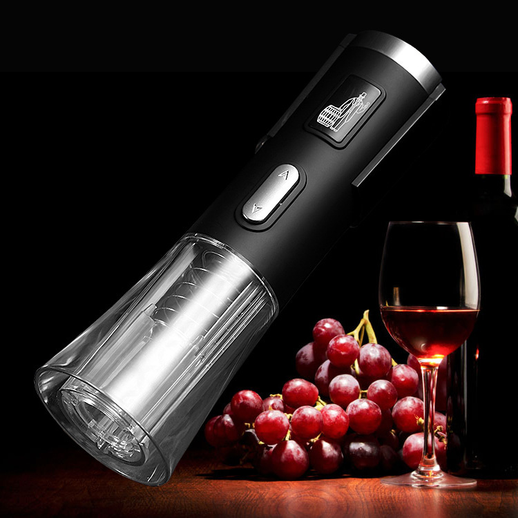 Portable Hot Sell Electric Wine Bottle Opener Red Wine Bottle Opener Drink Gadget Bar Tool(China (Mainland))