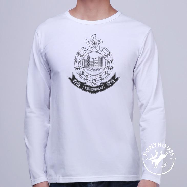 Гаджет  2015 g clothes tshirt teenagers TEE RKW JO HONG KONG men render unlined upper garment Long sleeve None Изготовление под заказ