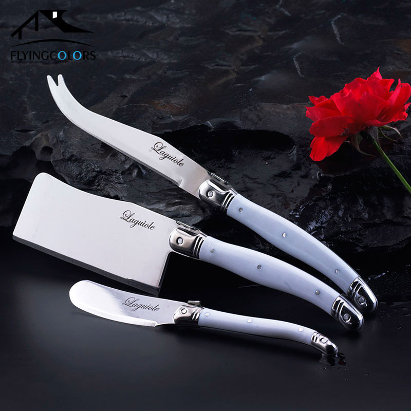 цена на Нож для сыра Cheese Knives ABS 3pcs/set Cheese Knives LAG04