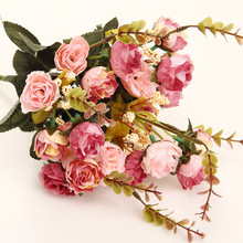 Fashion artificial flower rustic decoration artificial flower 1