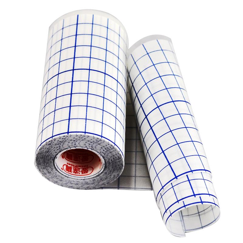 Free Shipping 10cmX10m Waterproof Transparent Adhesive Wound Dressing Medical Fixation Tape Bandage(China (Mainland))