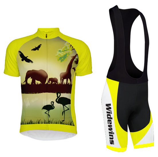 custom special Top quality Sleeve Cycling Jersey and with GEL PAD ropa ciclismo best quality cycling clothes