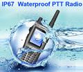 original IP67 rugged Waterproof phone Russian keyboard Radio Walkie Talkie phone PTT CDMA 450mhz Mobile Phone
