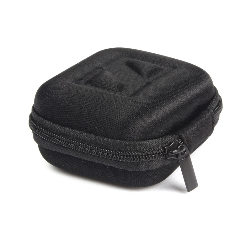 2016 New Brand Headphone Earbud Carrying Storage Bag Pouch Hard Case For Earphone Best Price(China (Mainland))