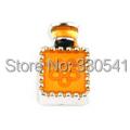 Free Shipping ! 2014 Fashionable Orange Perfume Floating Charms For lockets ! AFC 272(China (Mainland))