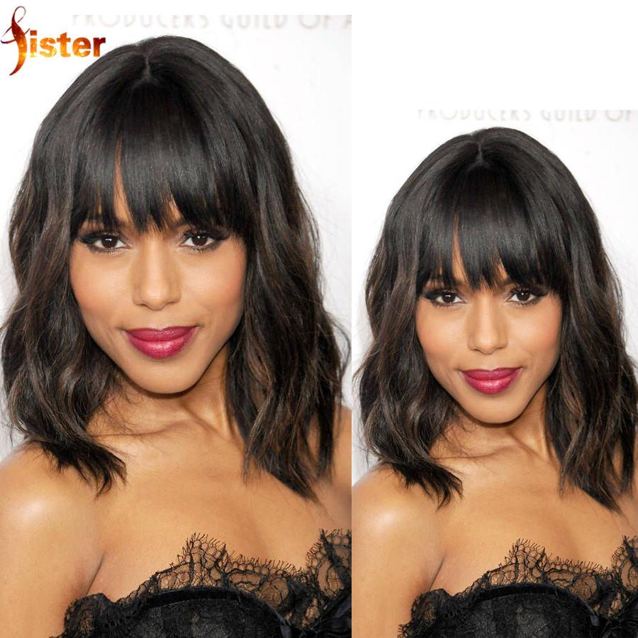 Фотография Short human Hair Bob Lace Front Wigs Virgin Brazilian Lace Front Bob Wigs Glueless Full Lace Human Hair Bob Wig For Black Women