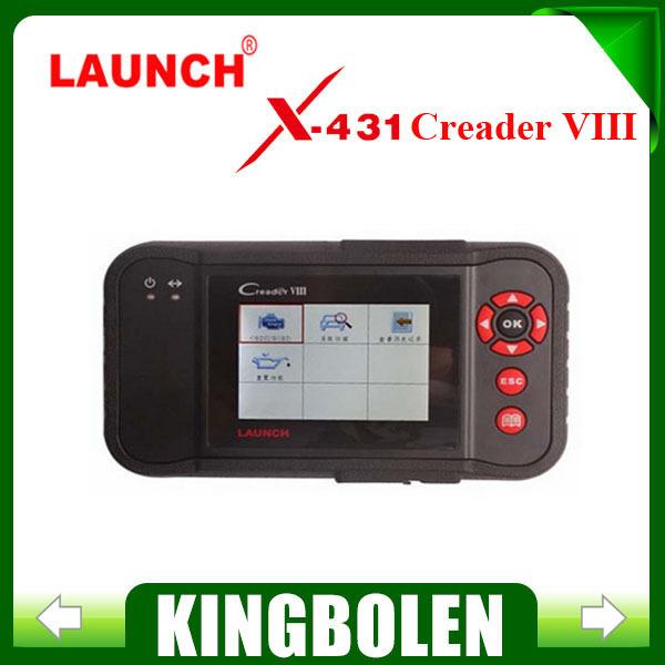 2014 100% Original Launch X431 Creader VIII Code Reader Creader 8 Update Via Official Website(China (Mainland))
