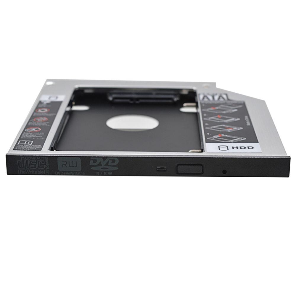 New 2nd HDD Hard disk drive caddy Bay Enclosure for HP Pavilion dv6 dv9 DV7000(China (Mainland))