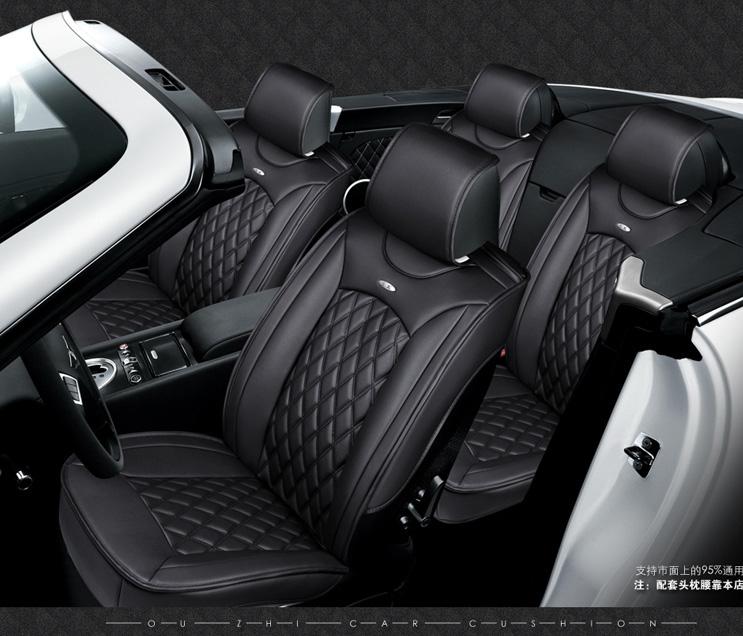 for KIA rio cerato sorento forte k2 k3 k5 brand beige black coffeeleather car seat cover front and rear complete cover car seat<br><br>Aliexpress