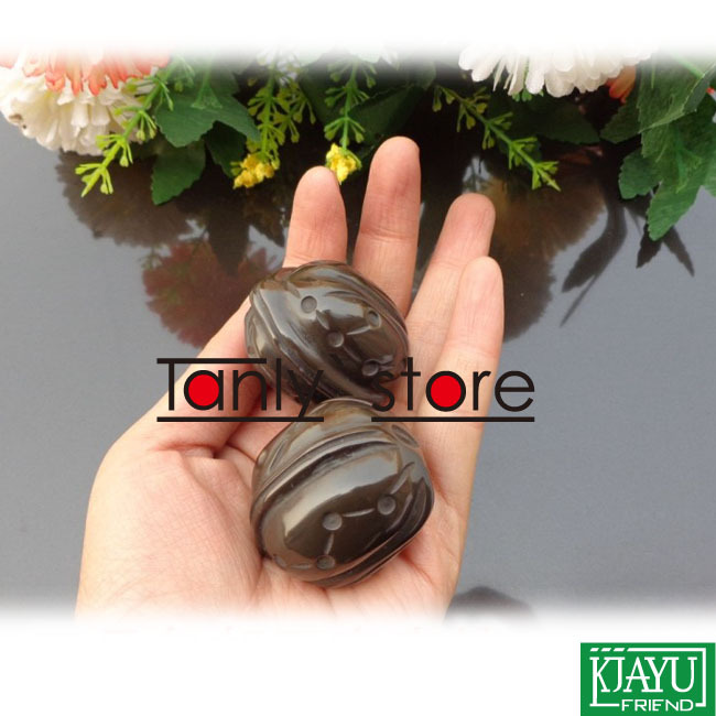 Freeshipping Wholesale and Retail Traditional Acupuncture Massage Tool / Natural Bian-stone / Fitness ball/Massager / Scrapping<br><br>Aliexpress