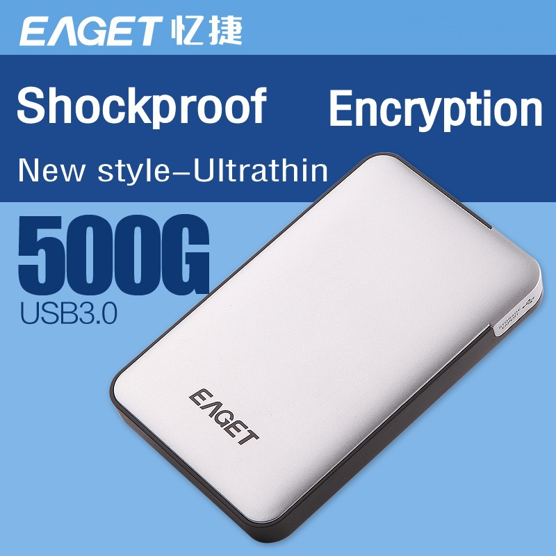 Eaget 500GB External Hard Drives 2015 new Fast-moving USB 3.0 Portable Extern Disco Duro Externo HDD Hard Disk Drive(China (Mainland))