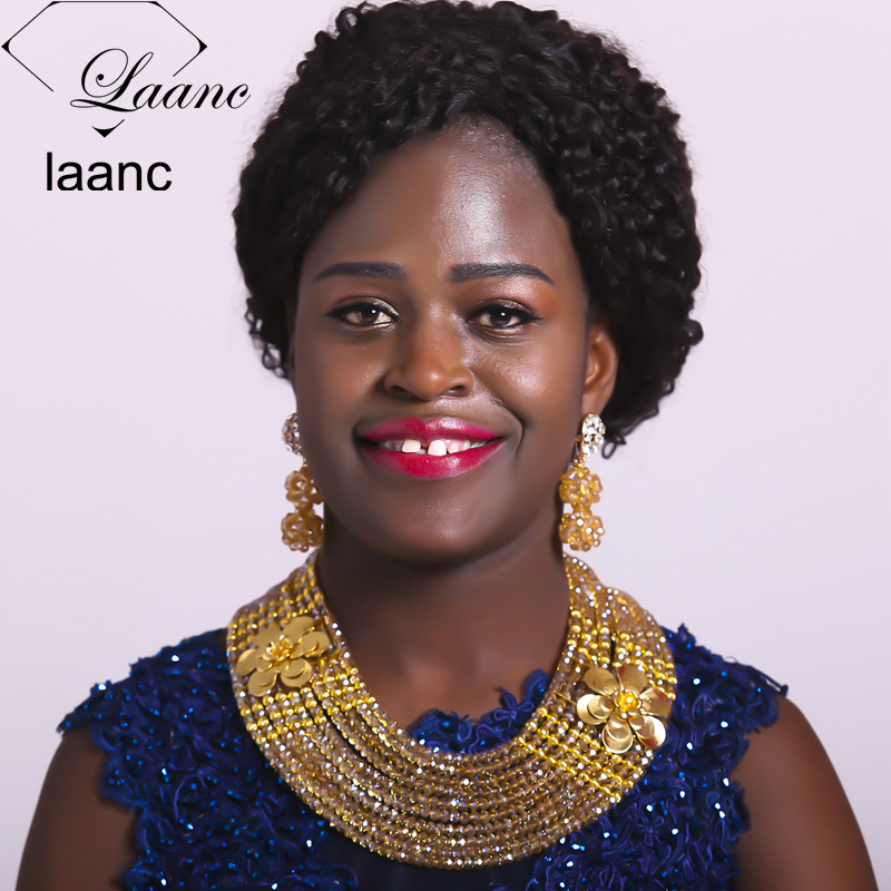 Laanc African Style Beads  Jewelry Set (72)
