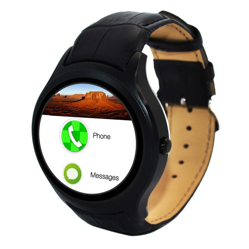 ถูก บลูทูธSmartwatchโทรศัพท์กันน้ำกีฬาสมาร์ทนาฬิกาข้อมือPedometerสนับสนุนซิมการ์ดสำหรับหุ่นยนต์มาร์ทโฟน