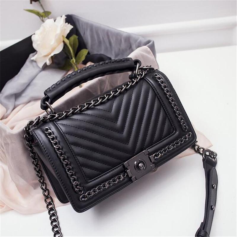 Handbag red / blue / black / white / gray 5-color shoulder bag sac a main femme sac a main femme de marque luxe cuir 2016(China (Mainland))