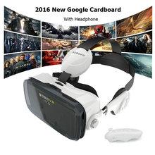 Originale Xiaozhai BOBOVR Z4/BOBO VR Z4 con la cuffia di Realtà Virtuale 3D VR Occhiali di cartone per 3.5-6.0 pollice smartphone(China (Mainland))