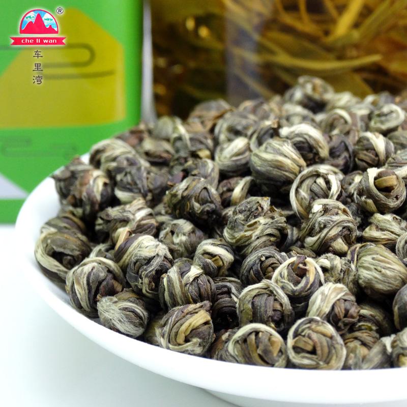 Гаджет  [GRANDNESS] 1kg,Fresh New Organic Premium jasmine pearl tea Chinese Jasmine Dragon Pearl Fragrance jasmine green tea None Еда
