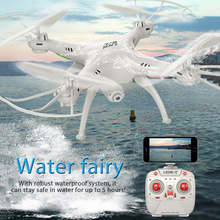 LiDiRC L15FW RC Drones WiFi FPV 2.4GHz 4CH 6 Axis Gyro Waterproof Quadcopter Headless Mode RC Helicopter with Camera VS MJX X101(China (Mainland))